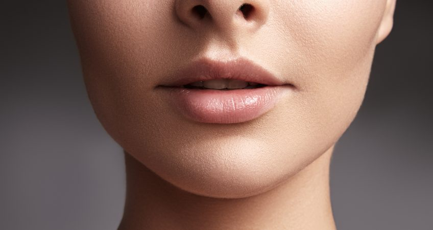 chin augmentation lip augmentation